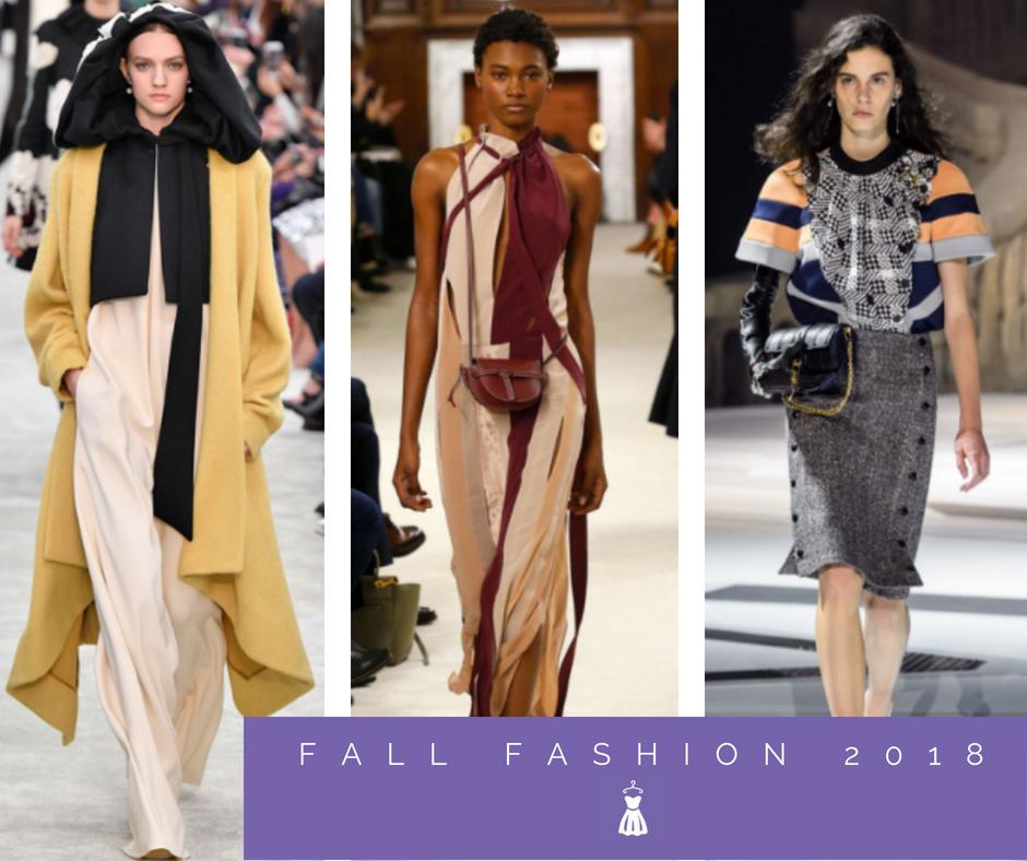 Fall Fashion Trends 2018 myWardrobe 1