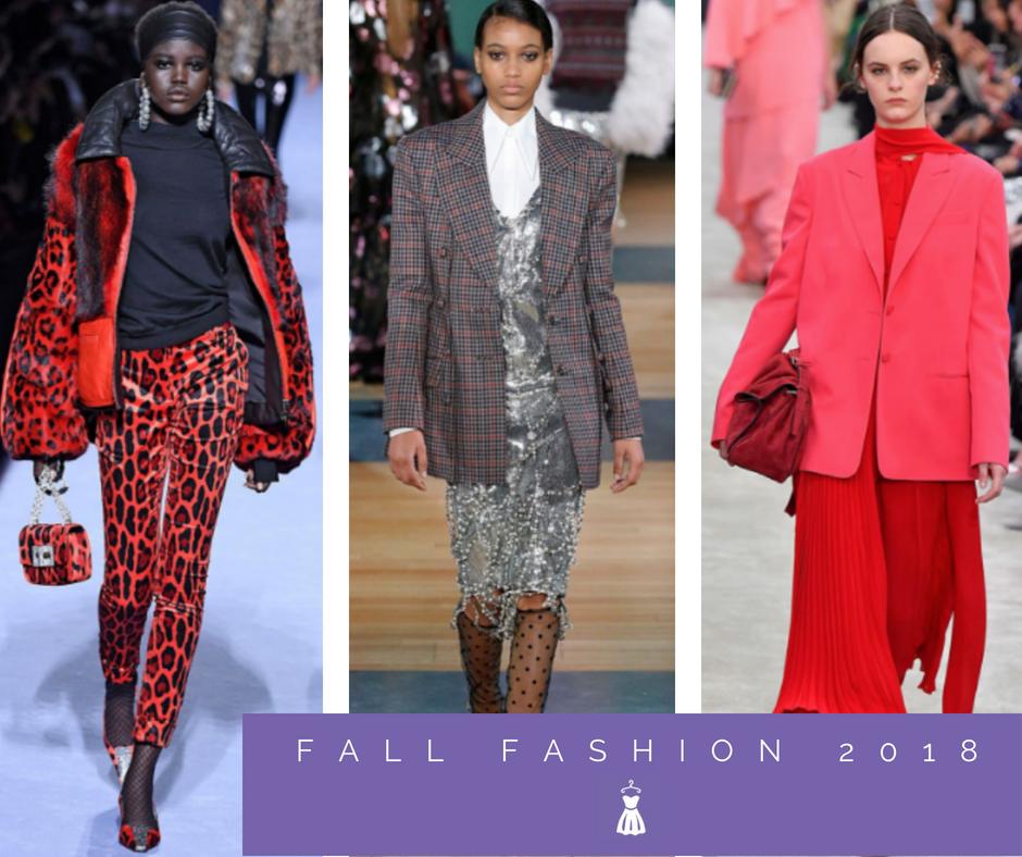 Fall Fashion Trends 2018 myWardrobe 2