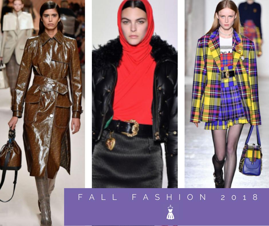 Fall Fashion Trends 2018 myWardrobe 3