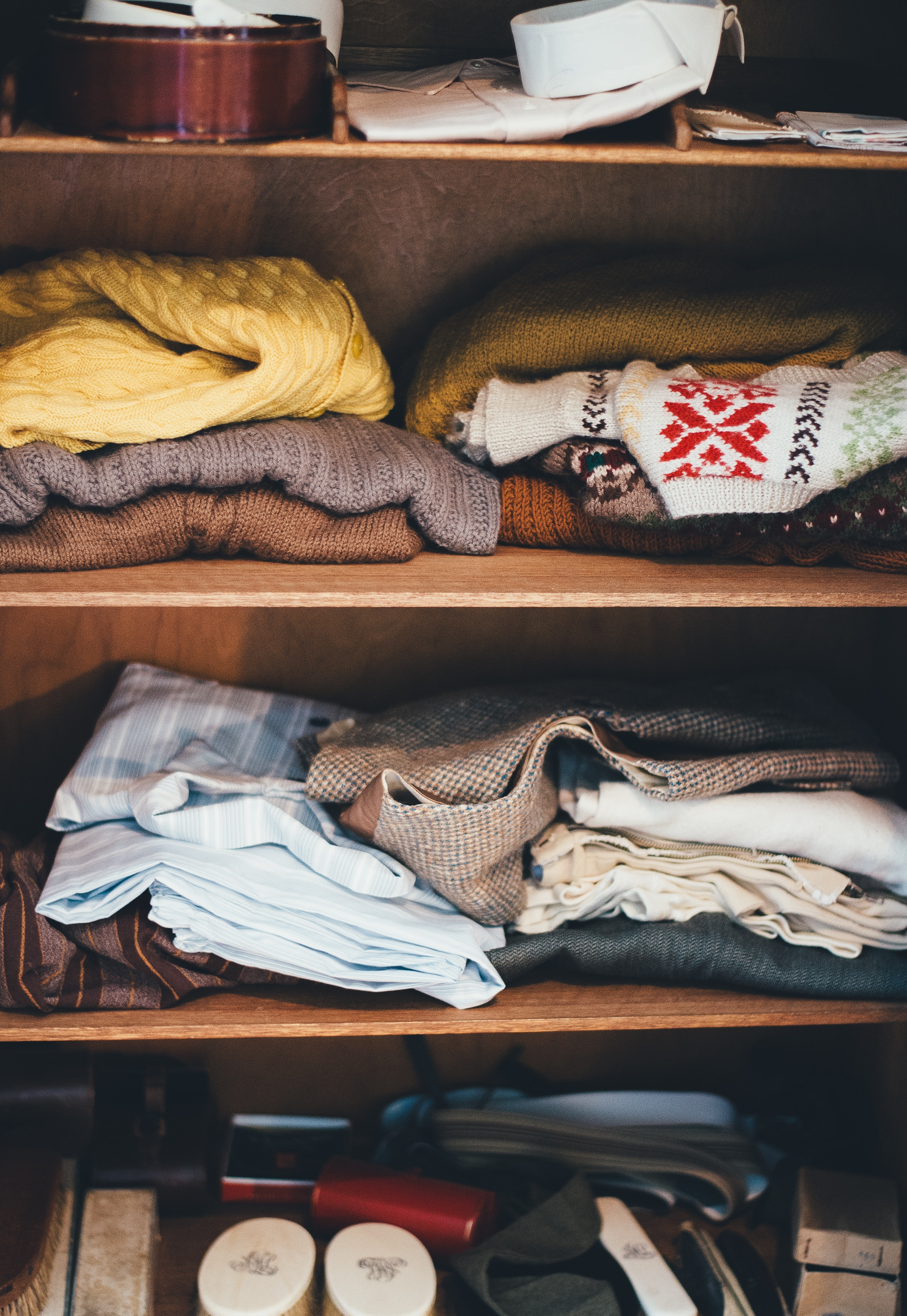 Storing Clothes to Last: How to Store Your Seasonal Items